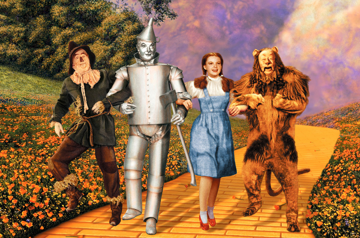 David J Hogan - The Wizard of Oz FAQ