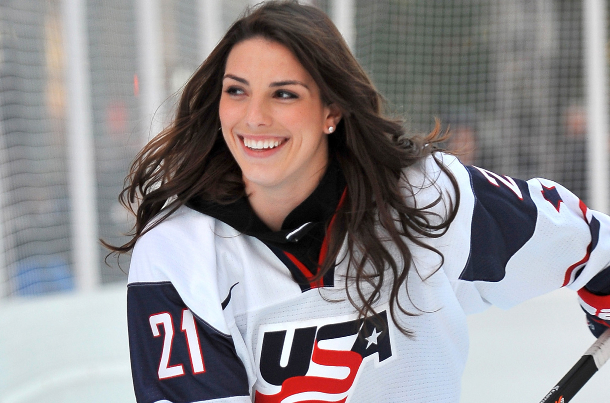 Hilary Knight - Pro Hockey