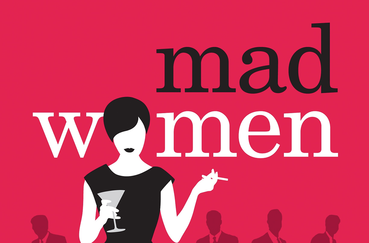 Jane Maas - Mad Women
