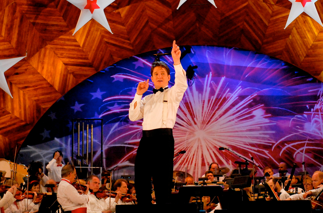 Keith Lockhart - Boston Pops Orchestra
