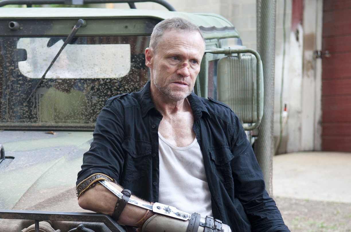Michael Rooker - The Walking Dead
