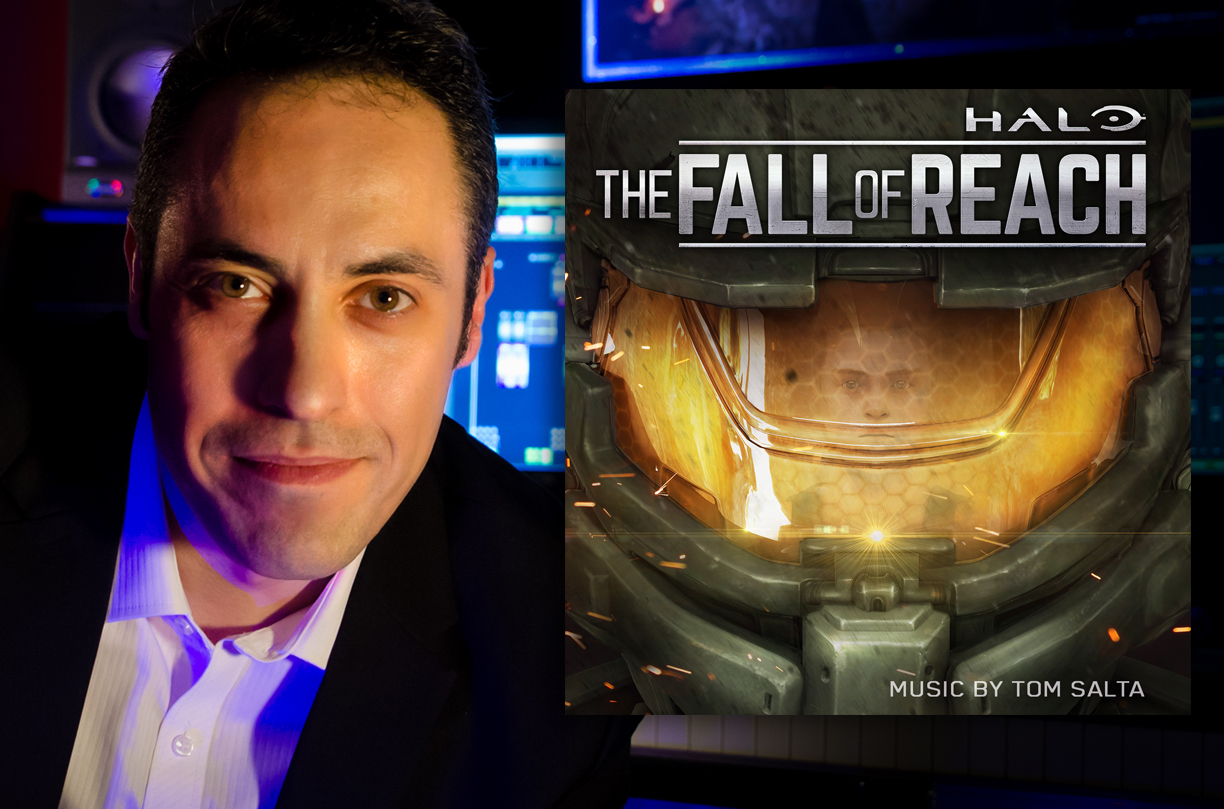 Tom Salta - Halo: The Fall of Reach