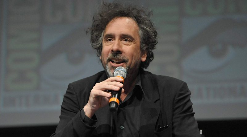 Director Tim Burton
