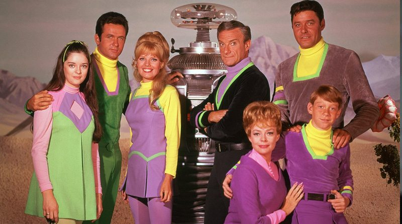 Lost In Space - Cast
