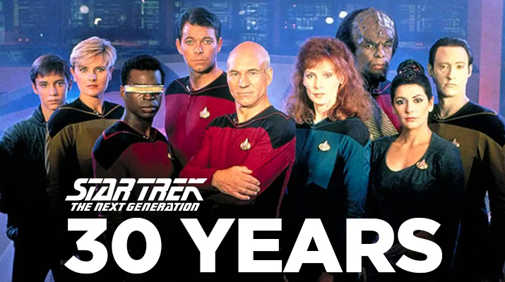 30 Years Of Star Trek TNG - Brannon Braga Interview