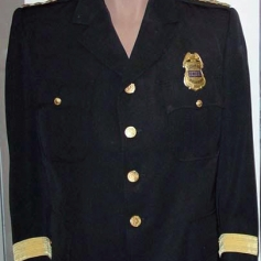 Chief O'Hara Costume