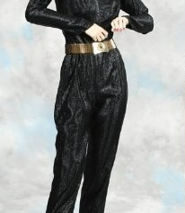Lee Meriwether Catwoman Costume