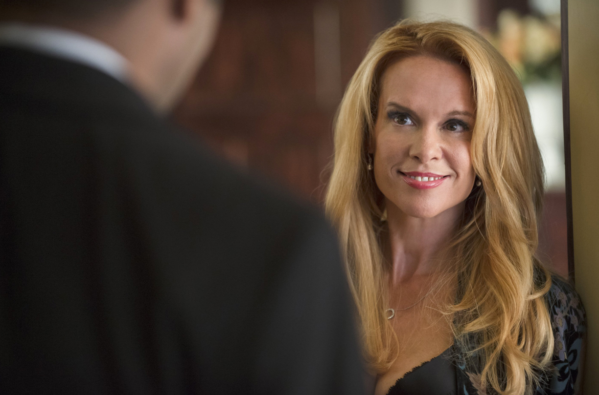 Chase Masterson - The Flash, Star Trek DS9