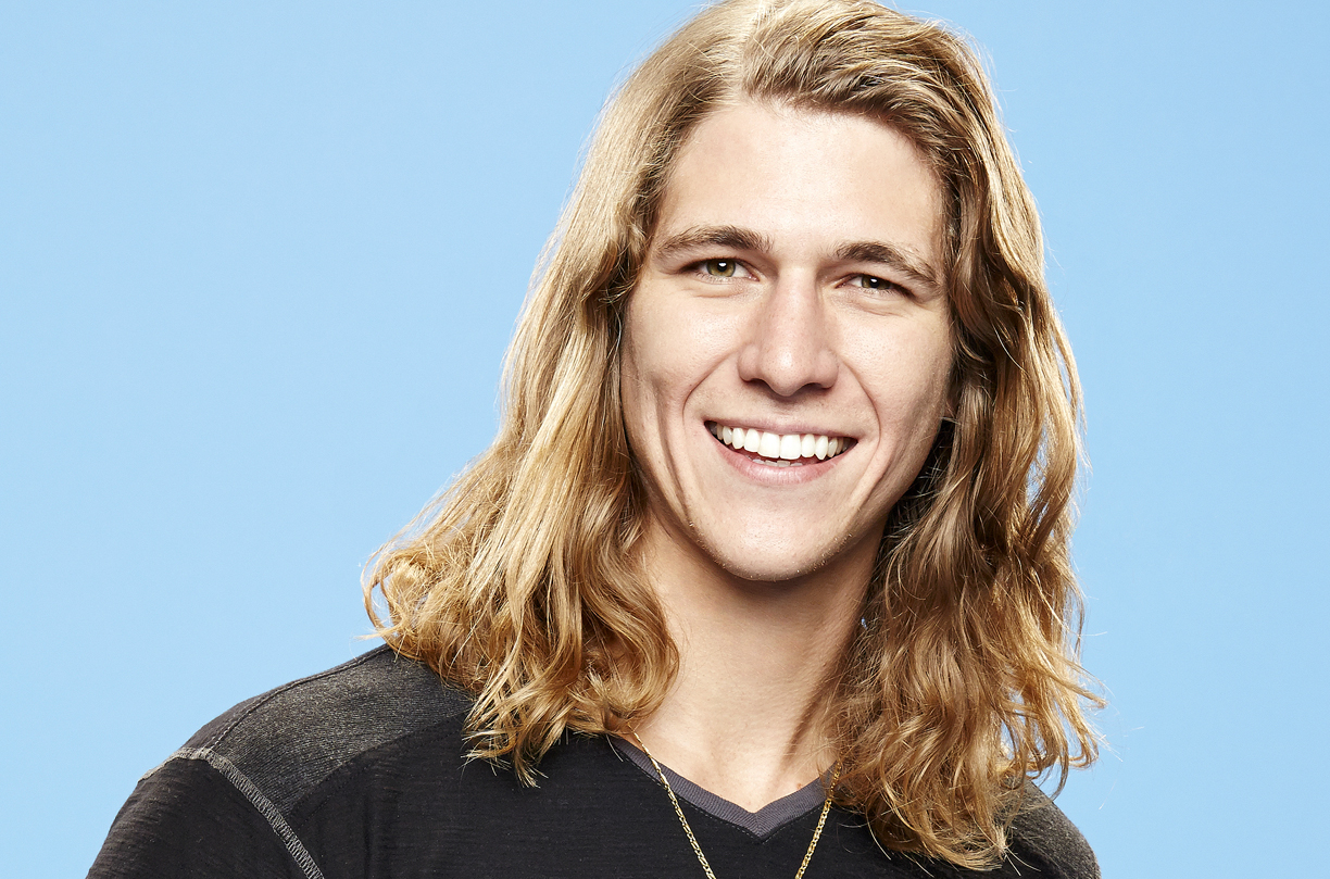 Jace Agolli - Big Brother 17