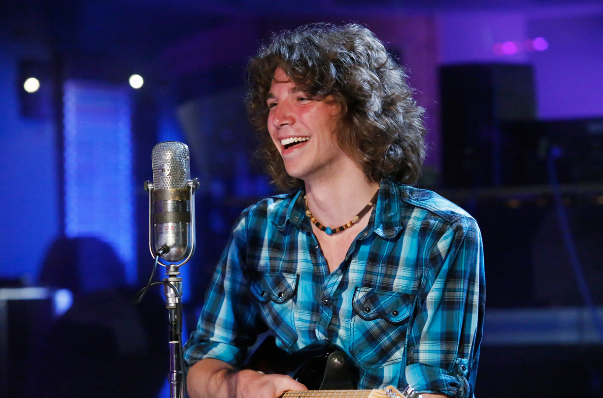 Jesse Kinch - ABC Rising Star Champion