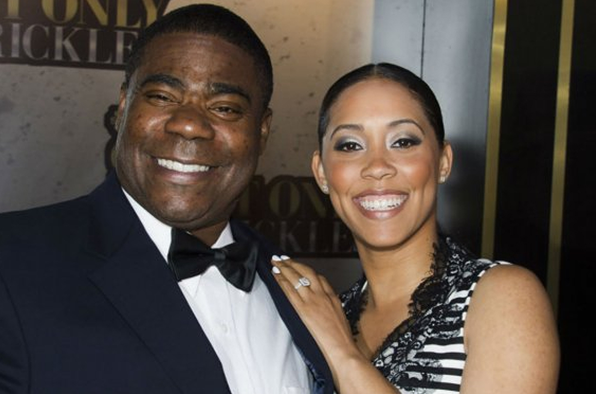 Tracey Morgan - Megan Wollover