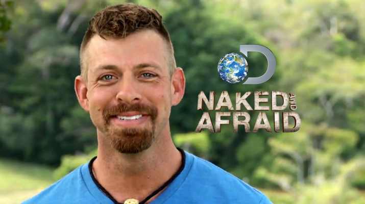 Jake Nodar - Naked and Afraid